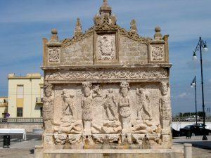Palazzo storico Gallipoli